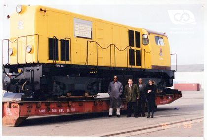 Locomotive ALSTOM