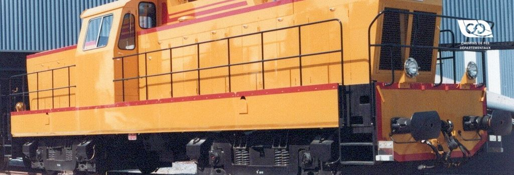 Locomotives BB 800H